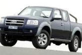 RANGER 4WD STYLESIDE UTE (no rear bumper step fitted)