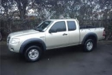 RANGER 2WD STYLESIDE UTE (no rear bumper step fitted)