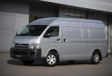 HIACE SLWB (Super long wheel base van only)