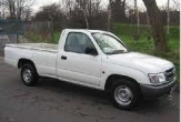 HILUX 2WD and 4WD STYLESIDE UTE (vehicle without rear bumper step)