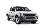 D-MAX 2wd and 4wd STYLESIDE BODY (vehicle without bumper step)