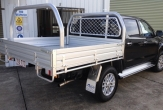 HILUX 2wd & 4wd HI-RIDER TRAYBACK (suits vehicles with extra long tray)