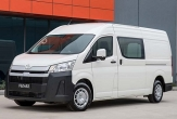 HIACE (GEN 6 MODEL) Suits LWB & SLWB models