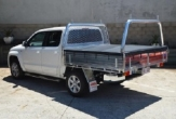 AMAROK 4WD (Vehicle without factory rear step) SUITS VEHICLES WITH EXTRA LONG TRAY