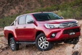 HILUX 2wd & 4wd Hi-Rider STYLESIDE UTE (Suits vehicle with rear bumper step fitted)
