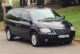 Grand Voyager Stow N Go