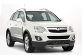 CAPTIVA (5 seat wagons with round reflectors in rear bumper bar ) PLUG IN HARNESS