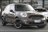MINI COUNTRYMAN R60 (S, D & SD 2WD MODELS)