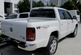AMAROK 4WD V6 MODELS (Vehicle with factory rear bumper step fitted) 3500KG