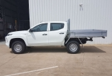 TRITON MR 2wd and 4wd  Trayback (vehicle with extended tray body)