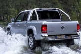 AMAROK 4WD 4CYL MODELS (Vehicle with factory rear bumper step fitted)  3000KG